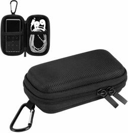 """AGPTEK 1.8""""Carry Storage Case for MP3 Player Earphones with"""