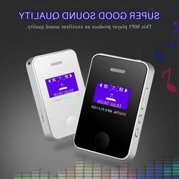 1pc support 16gb mp3 players speaker abs