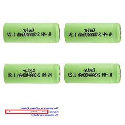 Kastar 2/3AAA Battery Replace for Toothbrush Toy MP3/MP4 Pla
