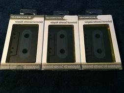 3 pca1 universal cassette adapter for ipod