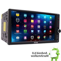"Android 8.1 Stereo 2 DIN 7"" Touchscreen Car Player Radio BT"