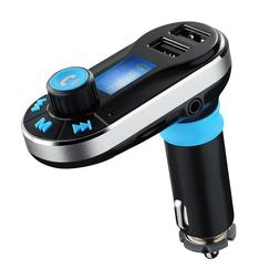 Wireless Car FM Transmitter MP3 Player Hands free Radio Adap