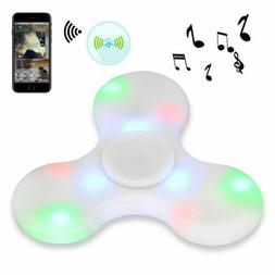 Bluetooth Mp3 Finger Player With Colorful Led Light Anti Str
