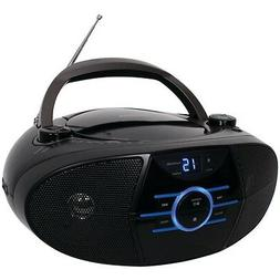 JENSEN CD-560 Portable Stereo CD Player with AM/FM Stereo Ra