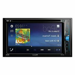 "Pioneer Double Din AVH-200EX CD/MP3/DVD Player 6.2"" Touchscr"