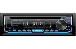 JVC KD-TD70BT 1-DIN Bluetooth Receiver Car Stereo CD MP3 Pla