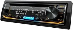 JVC KD-TD90BTS CD Receiver Featuring Bluetooth/USB / SiriusX
