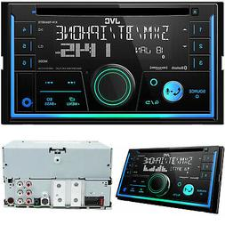 JVC KW-R940BTS 2-Din In-Dash Car Stereo CD Player w/Bluetoot