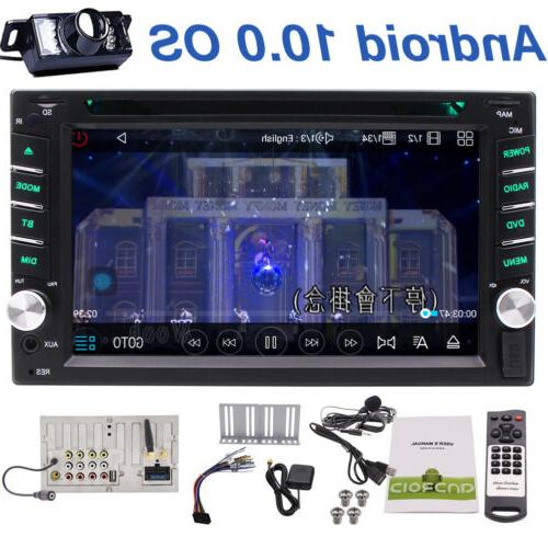 Quad-Core Head Stereo GPS Radio CD DVD Player