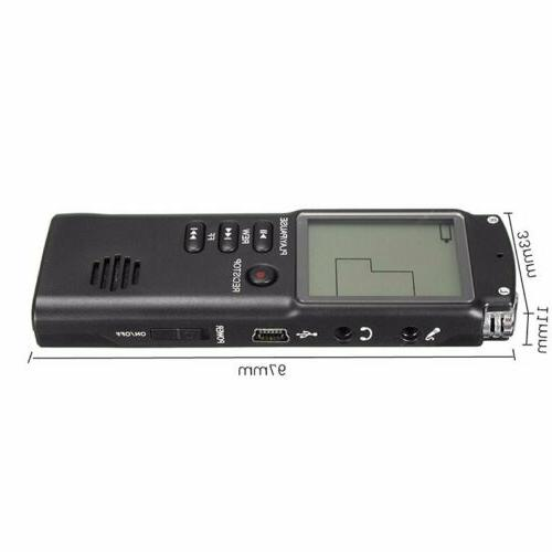 Rechargeable Dictaphone