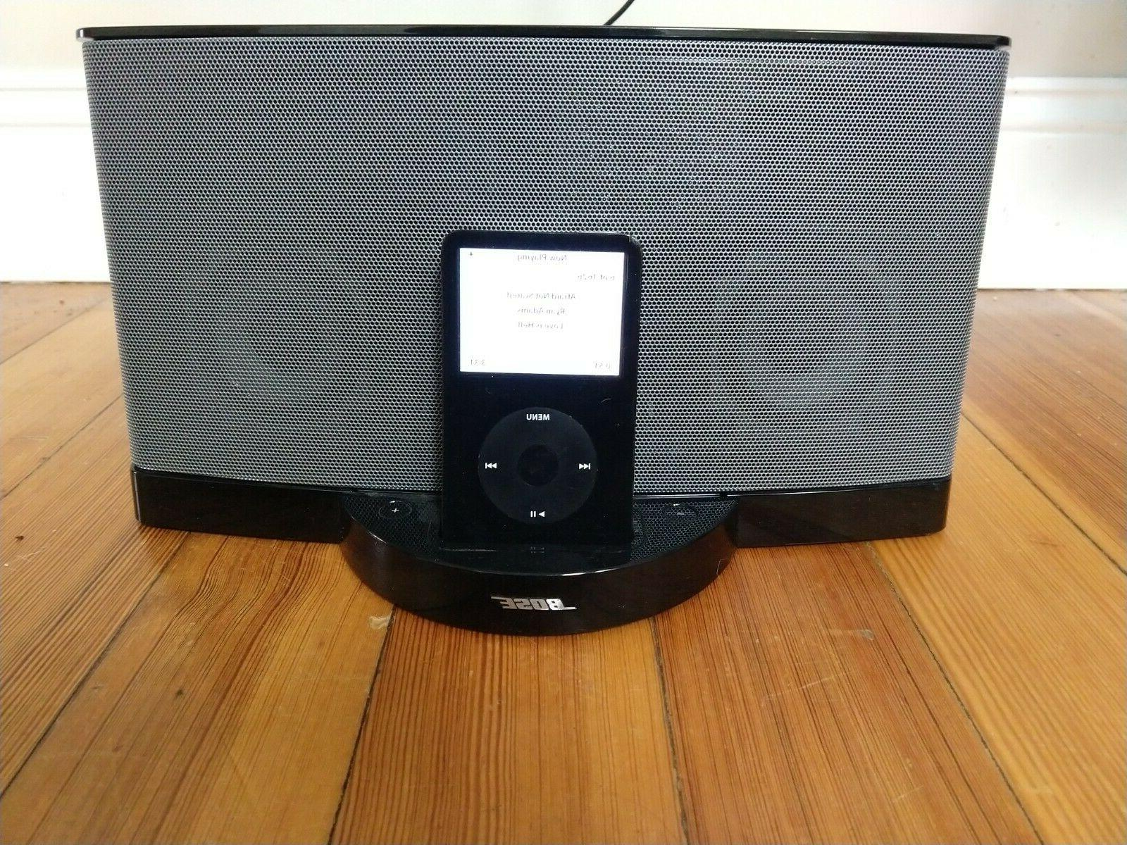 Apple iPod 30gb with BOSE