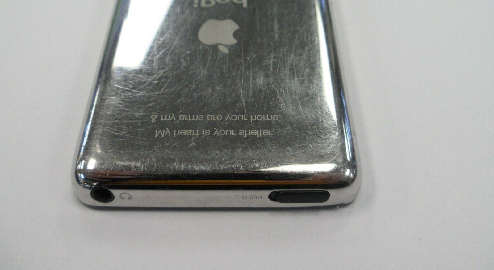 Apple Classic 7th Gen 160GB Engraved - with BOSE DOCK