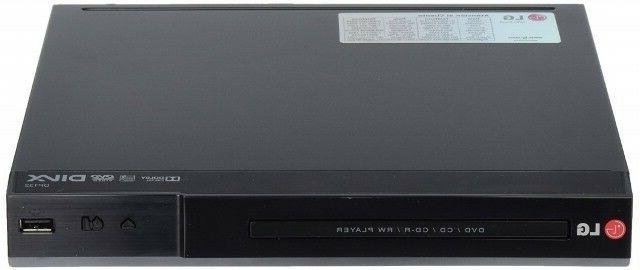 electronics dp132 dvd player with usb plus