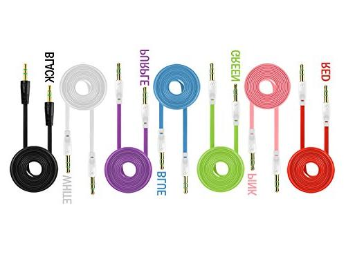 Cellet 3.5mm Audio for Smartphones/Tablets/MP3 Players -