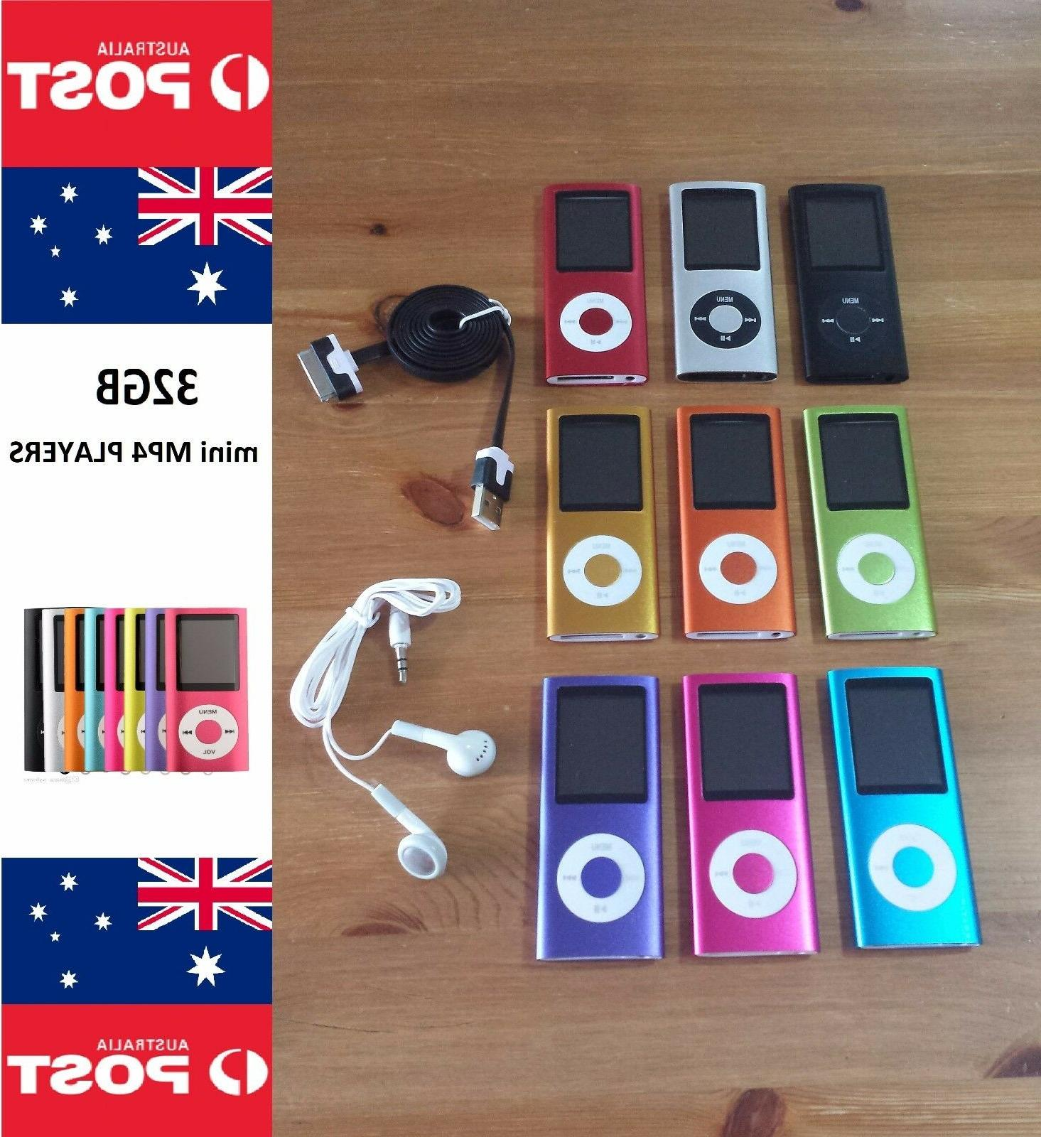 mini mp4 player 32gb memory with all