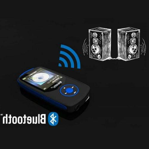 Mini USB MP3 Player Bluetooth To Memory Card