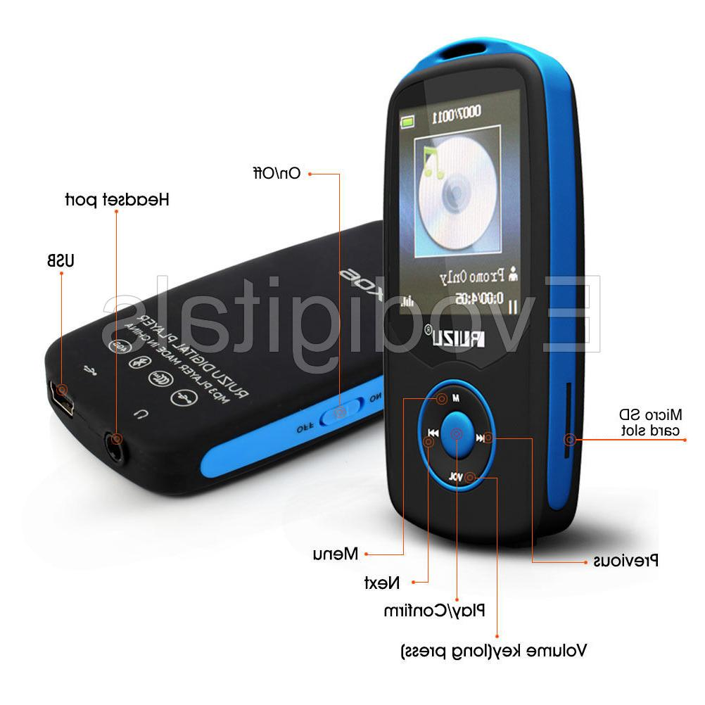 Mini USB MP3 Bluetooth Support To Micro Memory Card