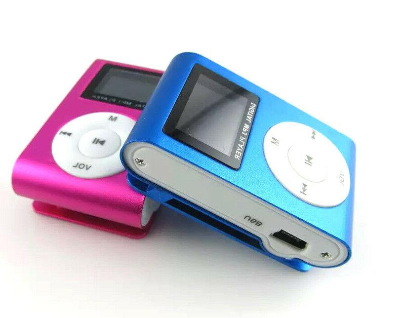 MP3 Music With Digital SD NEW