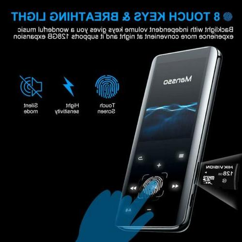 Mp3 Player, Mansso MP3 with 4.2, Portable