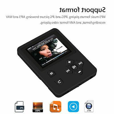 Portable Player FM Lossless Record Earphone