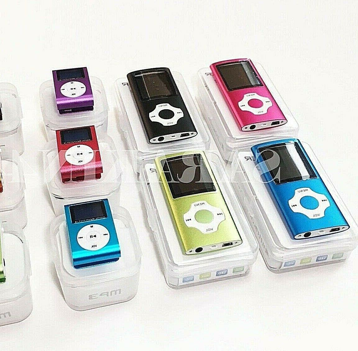 portable mp3 music mp4 player with fm
