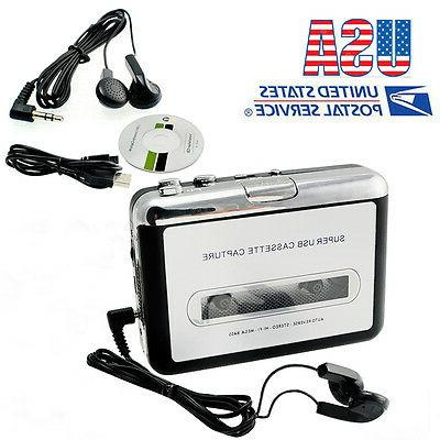 tape to pc mac usb cassette to