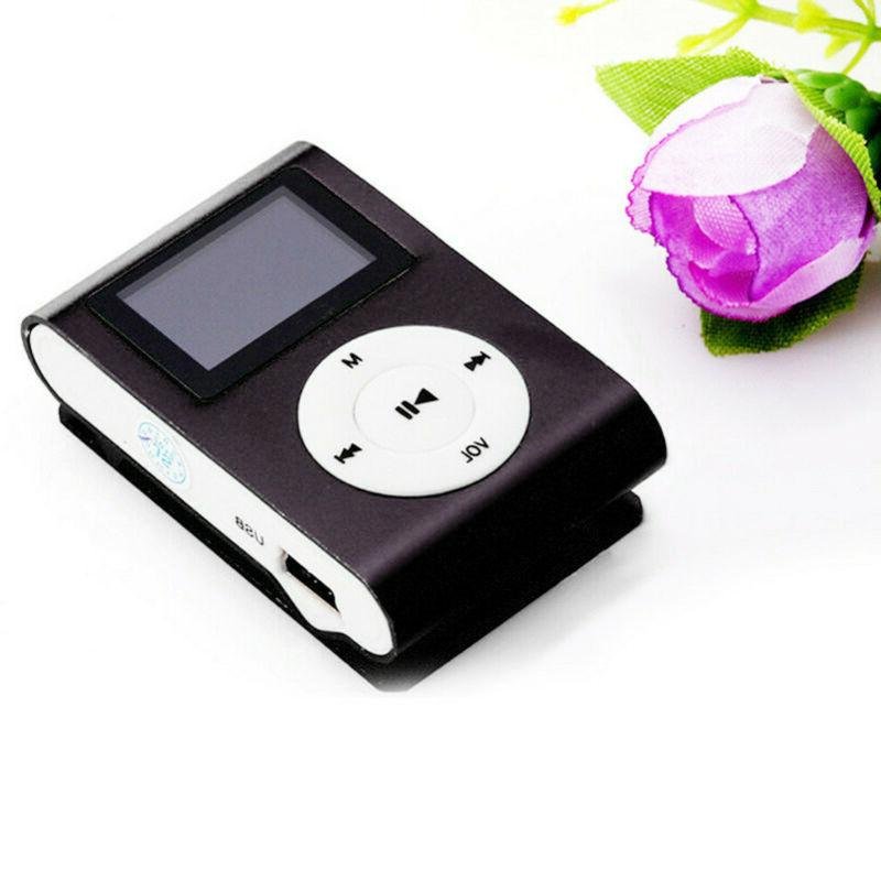 LCD Screen Support Micro SD MP3 Player