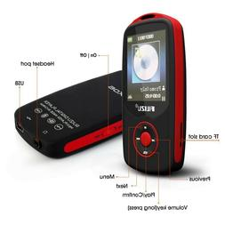 Mini MP3 Player Bluetooth Support Up To 64GB Micro SD Card 4