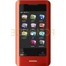 Coby MP828-8GRED 8 GB 2.8-Inch Video MP3 Player with FM Radi