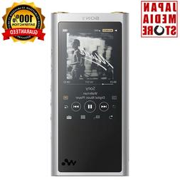 SONY NW-ZX300 S Silver Walkman ZX series 64GB Player Bluetoo