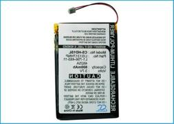 Battery for Sony NW-HD1 MP3 Player Replacement Sony PMPSYHD1