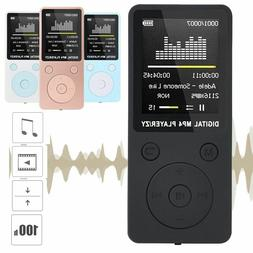 Portable MP4 Lossless Sound Music Player FM Recorder Walkman