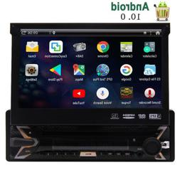 single 1 din car stereo radio android