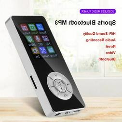 For Bluetooth4.2 MP4 Music Player Anti-slip Voice Recorder W