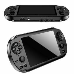 "X9S 5.1"" 8GB 128Bit Portable Handheld Game Console MP3 Video"